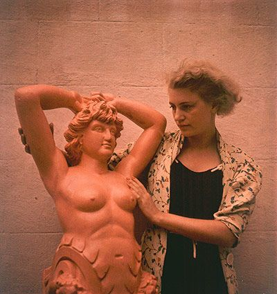 Lee Miller, my favorite woman photographer.