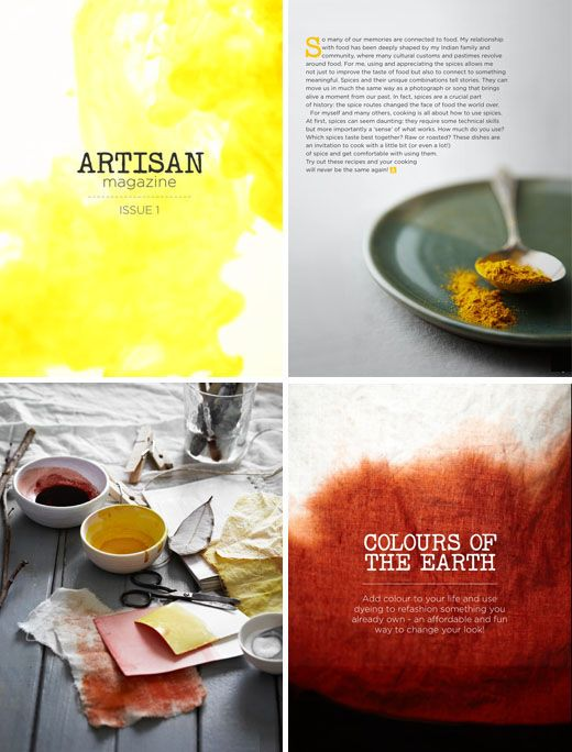Artisan Magazine Issue 1