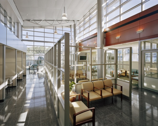 Long Island Jewish Medical Center  Long Island, New York, Perkins Eastman