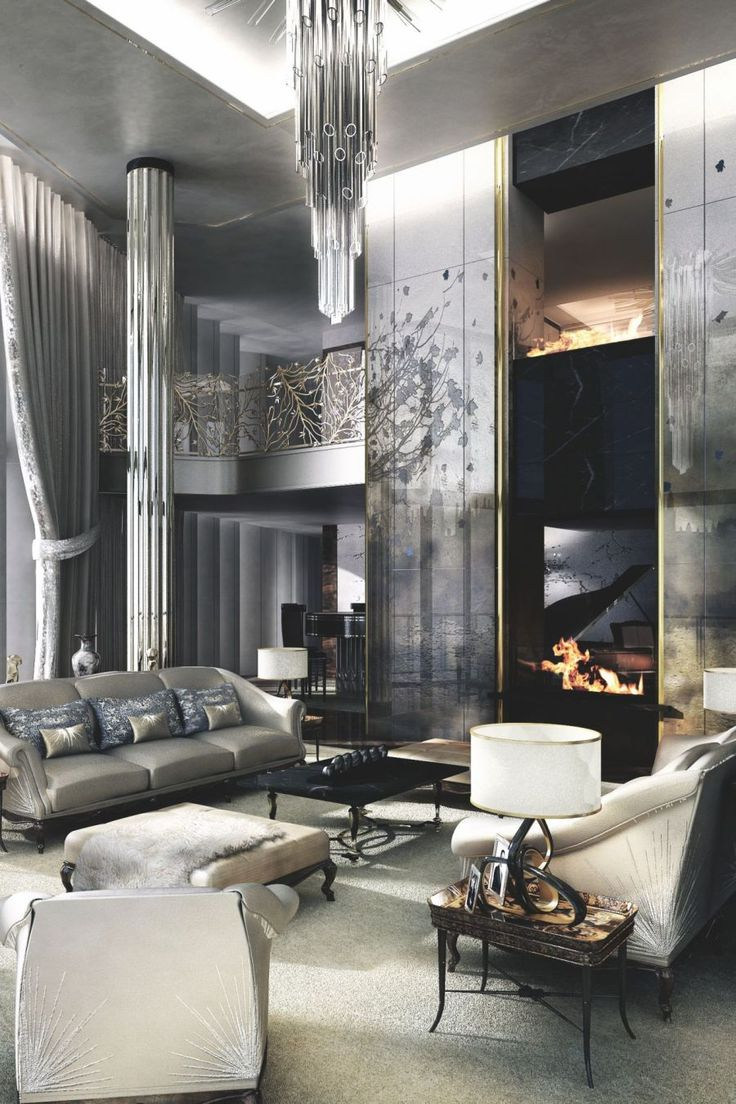 Best 25+ Glamorous living rooms ideas on Pinterest | Luxury living ...