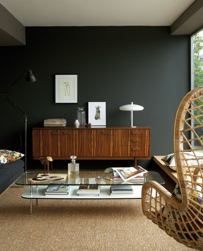 17 Best Ideas About Charcoal Walls On Pinterest