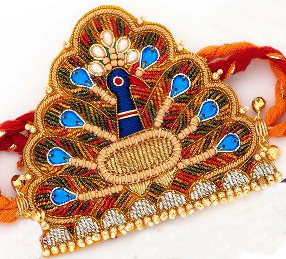 Ракша Бандхан в Индии - праздник братьев и сестер!!! Ракхи от индийских мастериц! - Ярмарка Мастеров - ручная работа, handmade