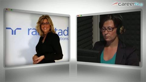 Cinzia Arcuri - CAREER TV - DEW2008 Web Marketing