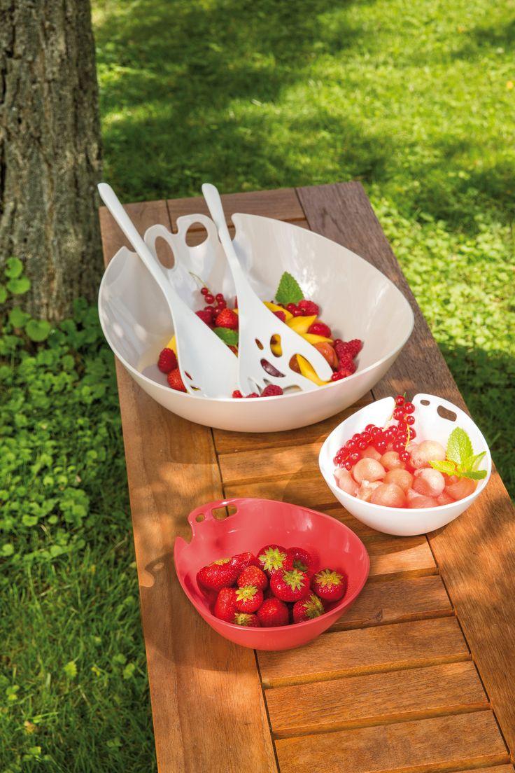 #design3000 Salatschüssel Shadow – von der Natur inspiriert.
