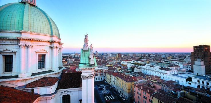 PIAZZA PAOLO VI (formerly Piazza del Duomo) | Turismo Brescia