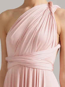 Jersey Convertible Gown by twobirds Bridesmaid at Gilt
