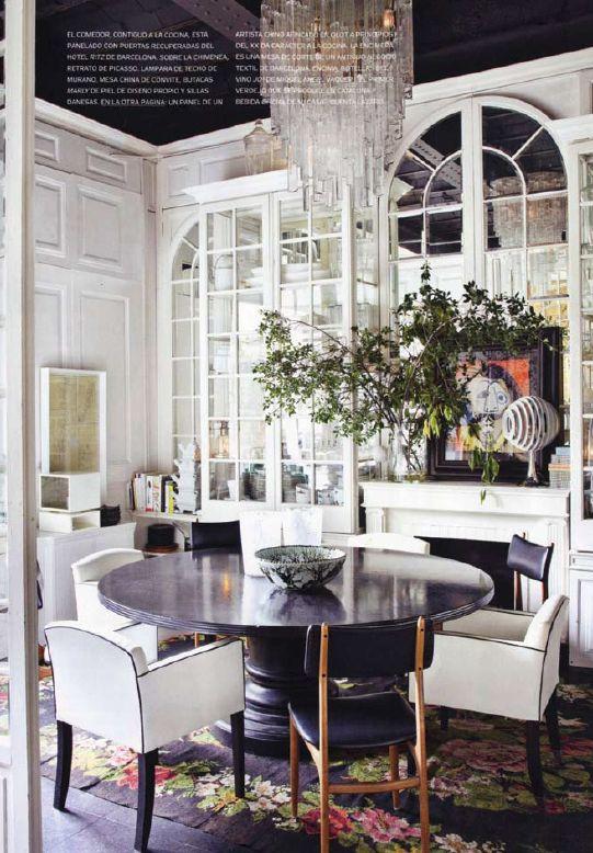 lazaro dining room