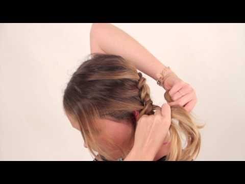 La tresse à l'envers sur http://blog.joliebox.fr/videos/jolieminute/la-tresse-a-lenvers.html #joliebox