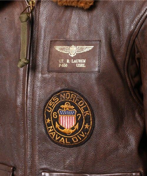 POLO RALPH LAUREN(ポロラルフローレン)の「アイコニック G-1 ボンバージャケット(MA-1)」|詳細画像