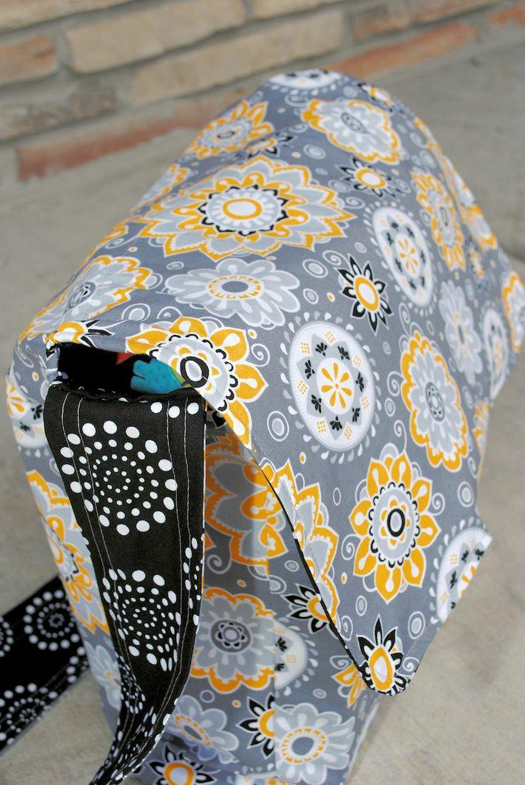 Messenger Bag Tutorial