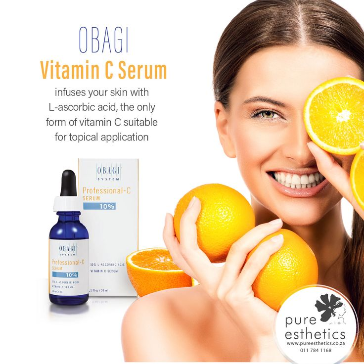 Obagi Vitamin C Serum infuses your skin with L-ascorbic acid, the only form of vitamin C suitable for topical application Available @ Pure Esthetics For more information or a booking please contact us at +2711 784 1168 #beautysecrets #Aesthetics #Beauty
