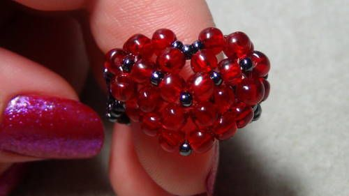 3 Beaded Heart Patterns Just for You!