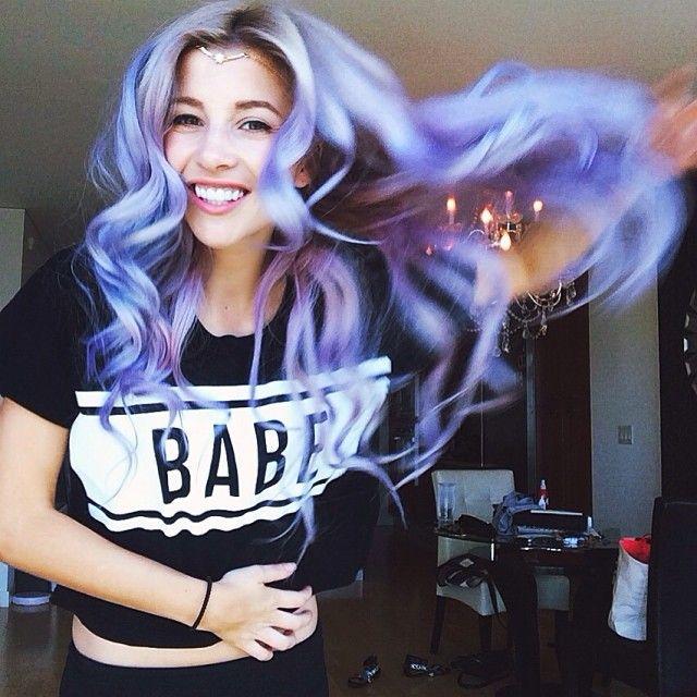Evelina Barry @Eva Koninckx Lina Barry Websta Rockin' Hairstyles Pinterest Her hair