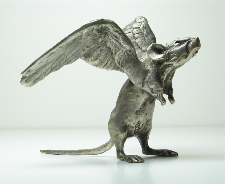 Steve Worthington: Random Crap, Steve Worthington, Art Ideas, Chimaera Things, Imaginary Creatures, Bronze Sculpture
