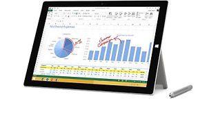 "Microsoft Surface Pro 3 12"" (33% off)   http://www.ebay.com/itm/New-Microsoft-Surface-Pro-3-12-i5-4300U-256GB-1-9GHz-8GB-W8Pro-Wi-Fi-Tablet-PC/222180747340?hash=item33bb01284c&_trkparms=5373%3A0%7C5374%3AFeatured&clk_rvr_id=1063905038356&rmvSB=true"