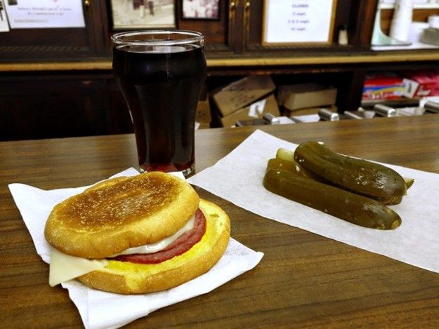 The Sandwich and the Setting Are Special at Wilensky's in Montreal