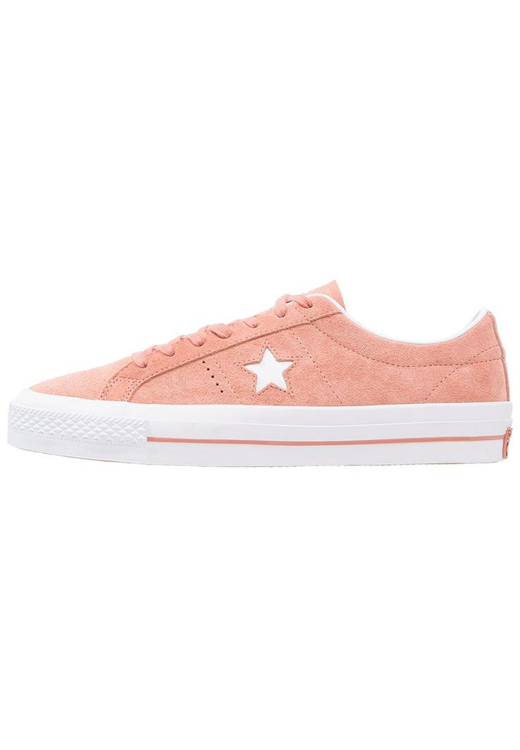 gave Converse  CONS Sneakers laag pink blush/white (Overige kleuren)