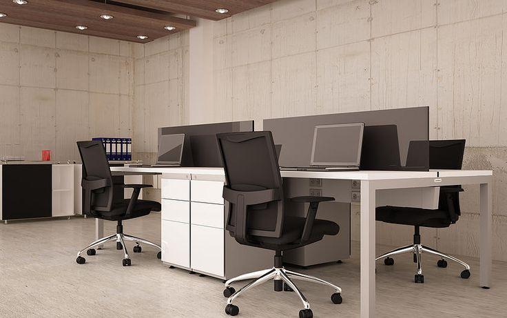 muebles oficina escritorios  sillas diseño interiores