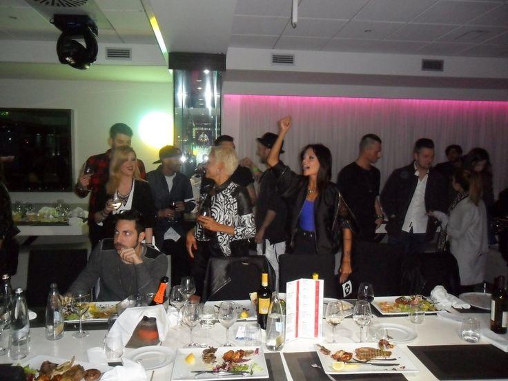 Donatella, altre immagini della festa al Gilda
