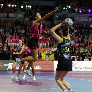 FAST5 Ferns unbeaten after first day The FAST5 Ferns ended the first day of the FAST5 Netball World Series as the only unbeaten team after accounting for old rivals Australia 30-21 in Auckland on Saturday. ...