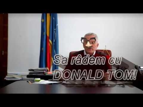 VIDEO - Din ciclul – 20 de idei nastrusnice ale lui Donald Tom, astazi tampenia scoaterii marmurei de Ruschita (si a granitului de la statuia lui Stalin!) de pe Platoul Dacia si inlocuirea ei pe ici pe colo cu… gazon si copaci!?
