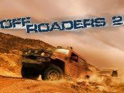 Off Roaders 2 - http://www.allgamesfree.com/off-roaders-2/    Off Roaders 2 is a rare, 3D racing gem! With excellent graphics and a clean interface, this game is very easy to get into! In your race with other truckers, you have to get first place in order to advance to the next stage. The road out there is muddy though, and it won't be easy to guide your...