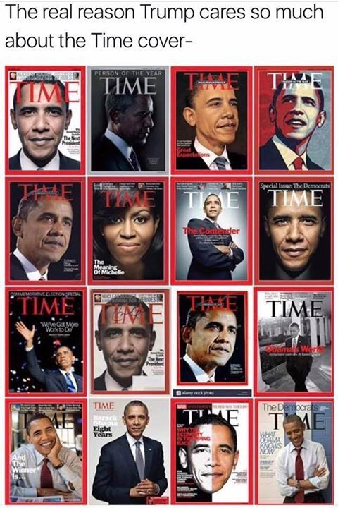 Aside from his narcissism, THE REAL REASON TRUMP CARES SO MUCH ABOUT BEING ON THE TIME PERSON OF THE YEAR COVER.
