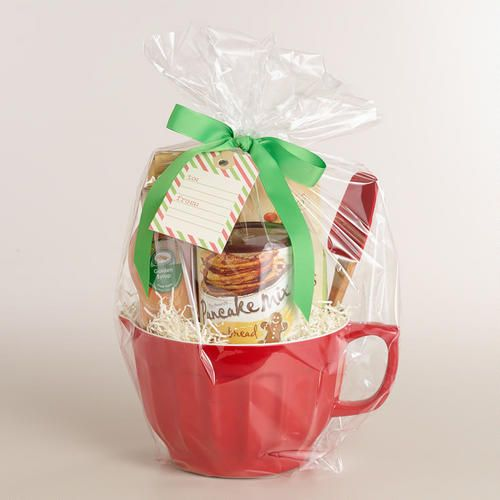 Breakfast Gift Pack via Cost Plus World Market >> #WorldMarket Holiday Gift Giving Ideas
