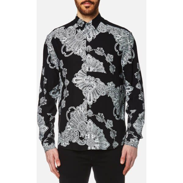 25 Best Ideas About Mens Paisley Shirts On Pinterest