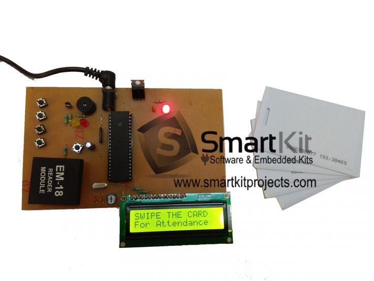 This Is Complete Step By Step Tutorial For Making Rf Card Based Attendance System For Enthusiast As Well As Student Looking For Project In RF Card