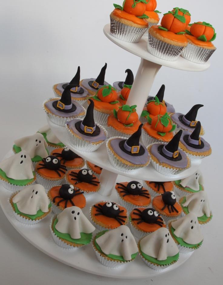 Haloween cupcakes