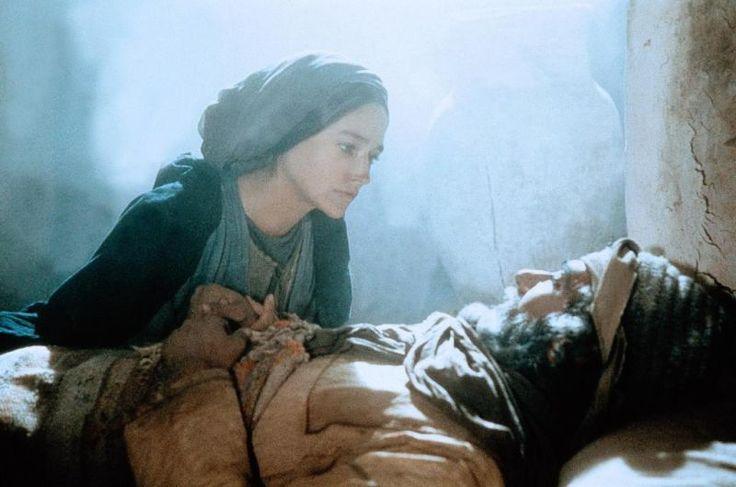 Olivia Hussey, Jesus von Nazareth (1), Jesus von Nazareth, Jesus von Nazareth (4), Jesus von Nazareth (2), Jesus von Nazareth (3)