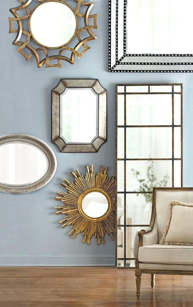 Wall Mirror Design Majestic Looking Of Mirrors Decorating Idea