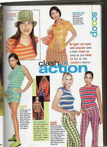 Seventeen Magazine, July 1996