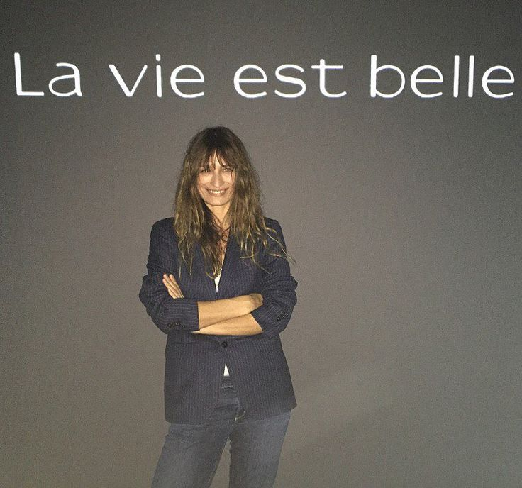 "Caroline de Maigret on Instagram: ""Ditto. ""Life is beautiful"" Thank you @lancomeofficial! ✨✨✨"""