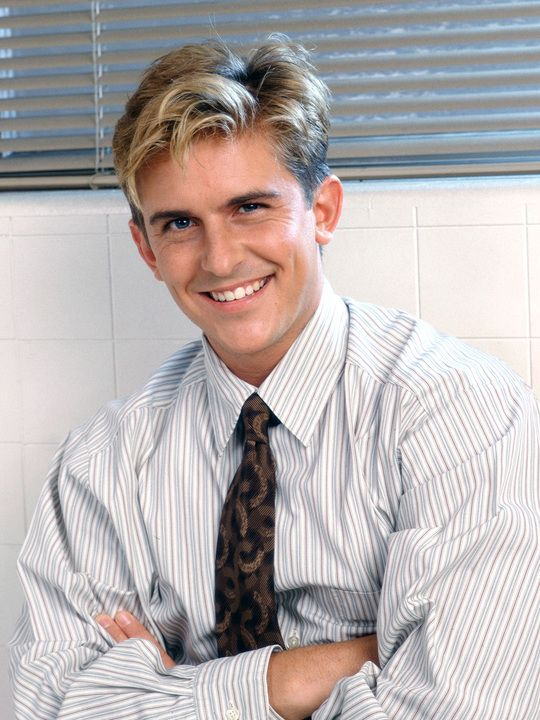 Jesse Travis. My favorite television doctor. He was always such a happy go lucky guy. (Diagnosis Murder)