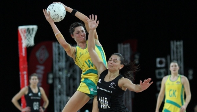 Sharni Layton - just awesome! One of my favourite players to watch!