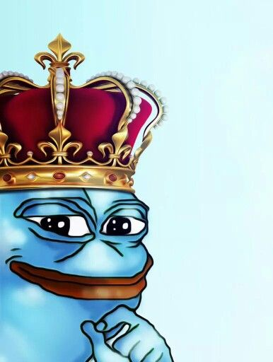 King Obama Pepe ultra rare