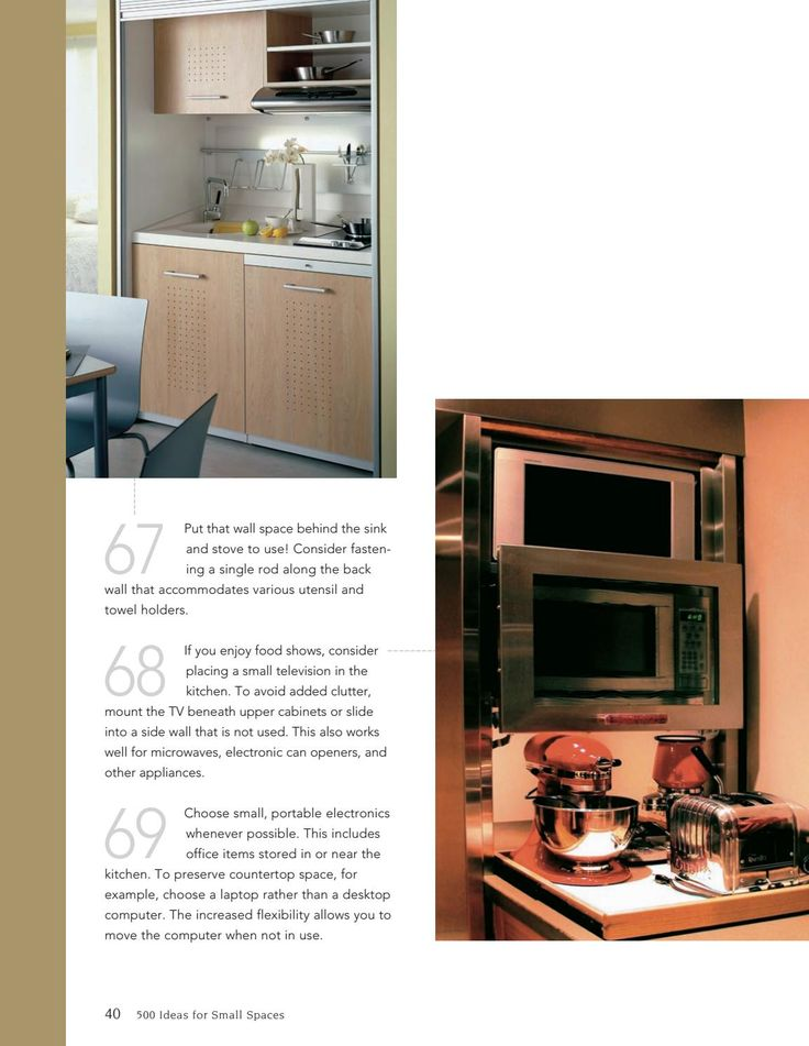 500 Ideas for Small Spaces by Eulogio Jacobo - issuu
