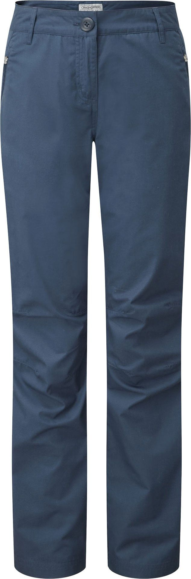Adventure-ready walking trousers with roomy pockets and a comfortable fit.