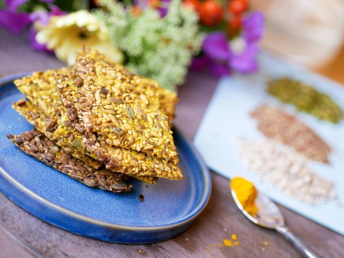 Fra før av finner du Spis magen flat Brød ogboller på bloggen. Du finner dem HER og HER. Me...