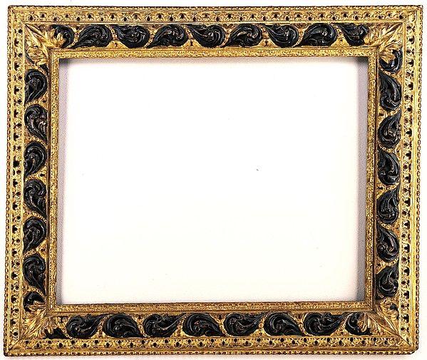 wreath frame italian venice the met - Museum Frames