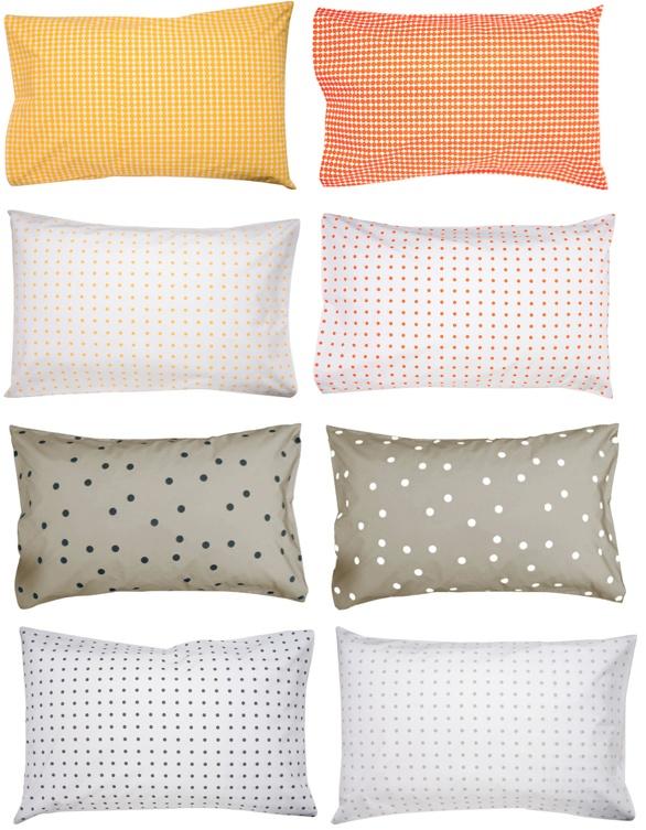 #bedroom #polkadotsPillows Cases, Kids Bedrooms, I M Redo, Polka Dots, Current Projects, Bedrooms Polkadot, Textiles Pattern, Interiors Decor, Dots Pillows