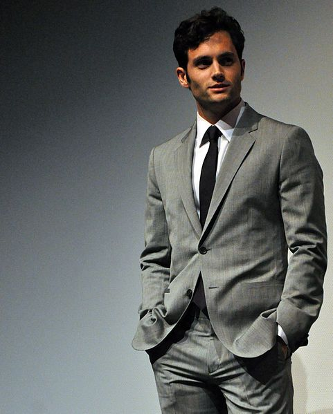 yeah, i have no clue who this model is, but ya gotta love a suit-up guy :)