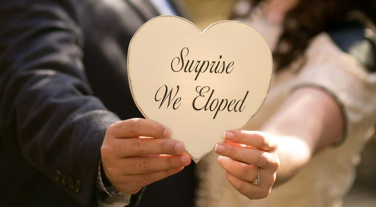 Elopement Wedding Invitations: So You Got Married In Vegas: How To Word Your Elopement