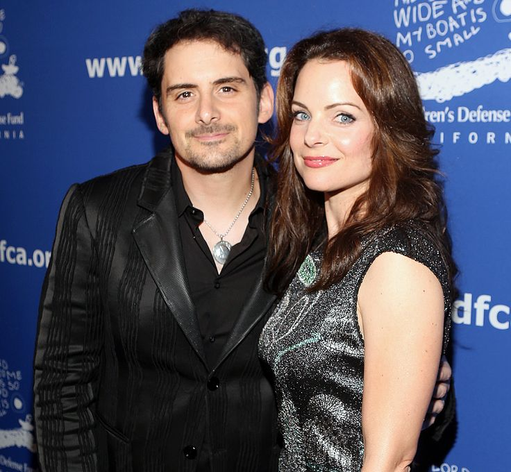 Chely Wright Says Brad Paisley Believes Being Gay is a CHOICE!