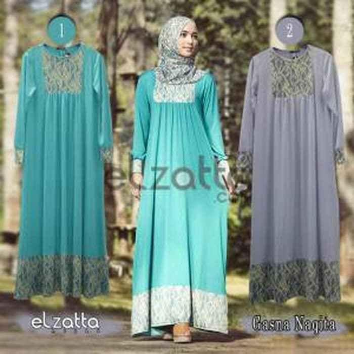 Baju Muslim Elzatta