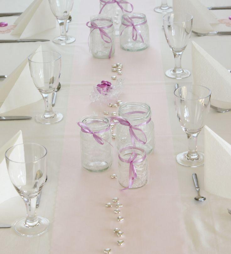 Lag enkle og flotte lysholdere til festbordet. | Pynt Til Fest