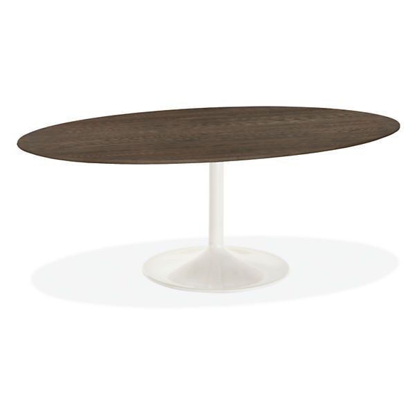 Julian Oval Dining Table Modern Dining Tables Modern Dining