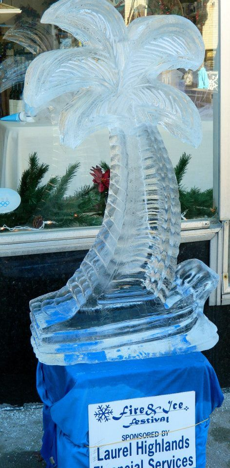 Head over to Somerset County for their annual Fire and Ice Festival: http://bit.ly/1OZLWNh  #pocketranger #somersetcounty #fireandicefestival #icesculptures